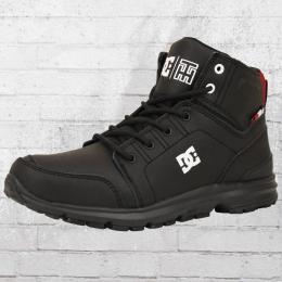 DC Shoes Herren Schuhe Torstein gefüttert schwarz