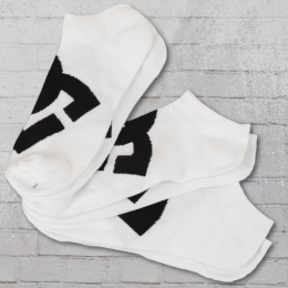DC Shoes Set Herren Sneaker Socken Suspension 3er Pack weiss
