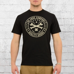 DC Shoes Herren T-Shirt Equipment schwarz