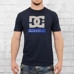 DC Shoes Herren T-Shirt Legendz Star blau