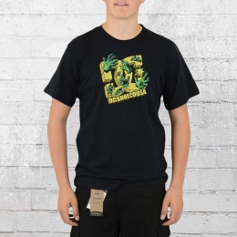 DC Shoes Kinder Shirt Breaking Kids T schwarz