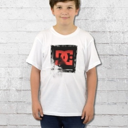 DC Shoes Kinder T-Shirt Blowout Tee weiss
