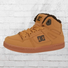DC Shoes Kinder Winterschuhe Rebound WNT sand