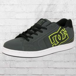 DC Shoes Männer Schuhe Net grau grün