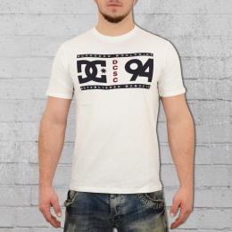 DC Shoes Männer T-Shirt Alley Oop weiss