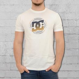 DC Shoes Männer T-Shirt Heraldry weiss