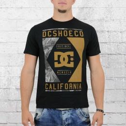 DC Shoes M�nner T-Shirt Wanderer schwarz