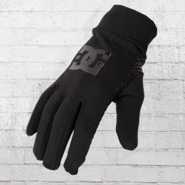 DC Shoes Olos Handschuhe für Smartphone Touchscreen schwarz