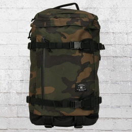 DC Shoes Rucksack Rucky IV Skatepack camouflage