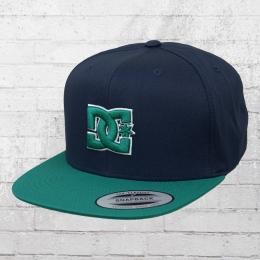 DC Shoes Snapback Cap Snappy dunkelblau petrol