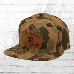 DC Shoes Snapback Kappe Betterman Cap camouflage