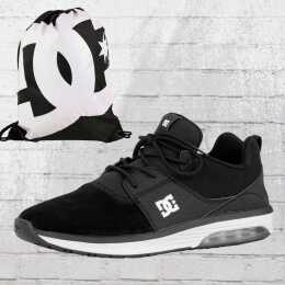 DC Shoes Sneaker Heathrow IA schwarz