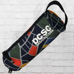 DC Shoes Stifttasche Pencil Case Tank Federmappe bunt