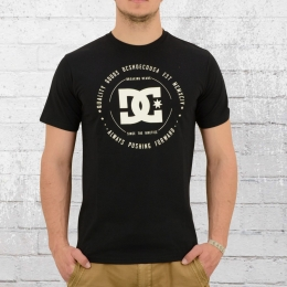 DC Shoes T-Shirt Herren Rebuilt New schwarz