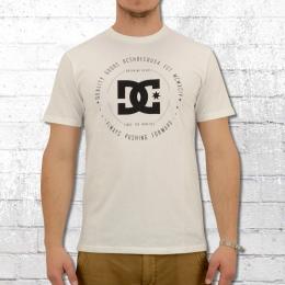 DC Shoes T-Shirt Männer Rebuilt New weiss