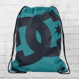 DC Shoes Turnbeutel Simpski Gym Bag blau