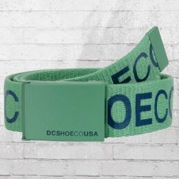 DC Shoes Wende Stoffgürtel Chinook 6 mineral grün