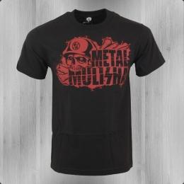 Metal Mulisha Herren T-Shirt Dead Zone schwarz