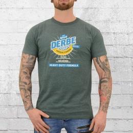 Derbe Hamburg Herren T-Shirt Nordic Power grün