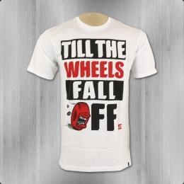 DC Shoes T-Shirt Herren Fall Off white