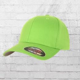 Flexfit Blanko Cap fresh green Mütze Kappe Schirmmütze