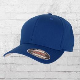 Flexfit Blanko Cap royal blau S/M