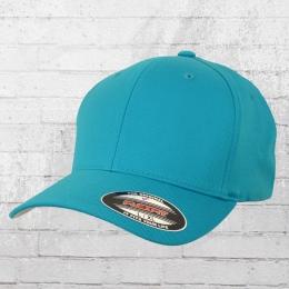 Flexfit Blanko Cap türkis Mütze Kappe Schirmmütze