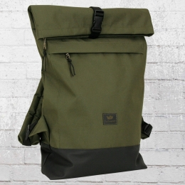 Freibeutler Rucksack Courier Laptop Bag oliv grün