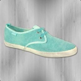 O'Neill Schuhe Frauen Gidget Canvas Sneaker sea green
