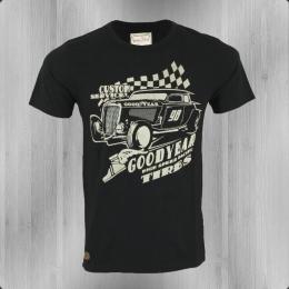 Goodyear T-Shirt Männer Glendale schwarz
