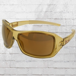 Gloryfy Sonnenbrille Unbreakable G10 gold transparent