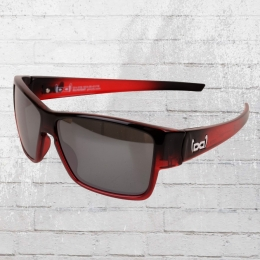 Gloryfy Sun Glasses Unbreakable G14 Stefan Bradl red black transparent