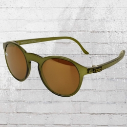 Gloryfy Sun Glasses Unbreakable Gi8 Panto olive transparent