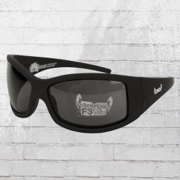 Gloryfy Unbreakable Sun Glasses G2 Pure Black Polarized