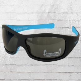 Gloryfy Unbreakable Sun Glasses G3 Devil mat black blue