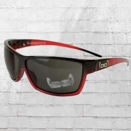 Gloryfy Sun Glasses Unbreakable G13 red black gradient transparent