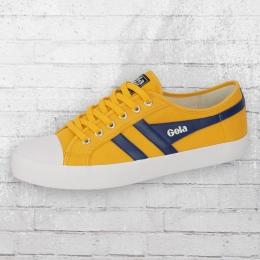 Gola Herren Sport Schuhe Coaster gelb blau