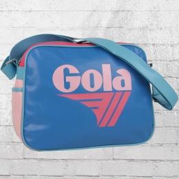 Gola Tasche Redford Retro Bag blau pink