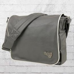 Gola Tasche Webber Laptop Flap Messenger grau