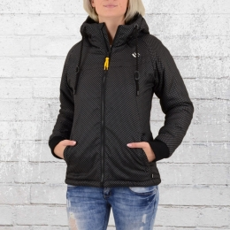 Goodness Industries Damen Winter Jacke GN 440 schwarz