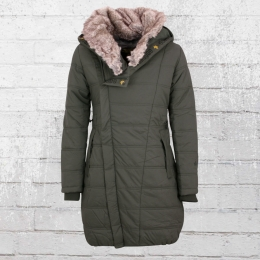 Goodness Industries Frauen Winter Jacke GN 756 oliv