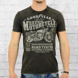 Goodyear Männer T-Shirt Shelburne schwarz