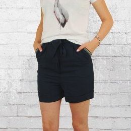 Greenbomb Damen Shorts Quick dunkelblau