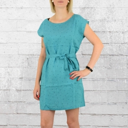 Greenbomb Kleid Points Mellow pagoda blau
