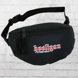 Hooligan Gürteltasche Hip Bag Hooligan schwarz
