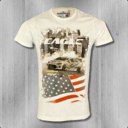 Goodyear T-Shirt Herren Irving weiss