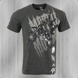 Metal Mulisha T-Shirt Männer Jumper dunkelgrau melange