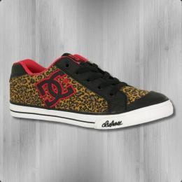 DC Shoes Kinder Schuhe Chelsea Graffik Leo