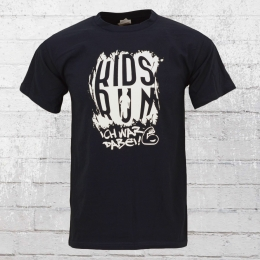 Kidsrun Sonder Edition 2017 Männer T-Shirt dunkelblau