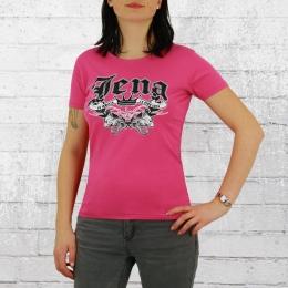 La Vida Loca T-Shirt Damen Jena pink